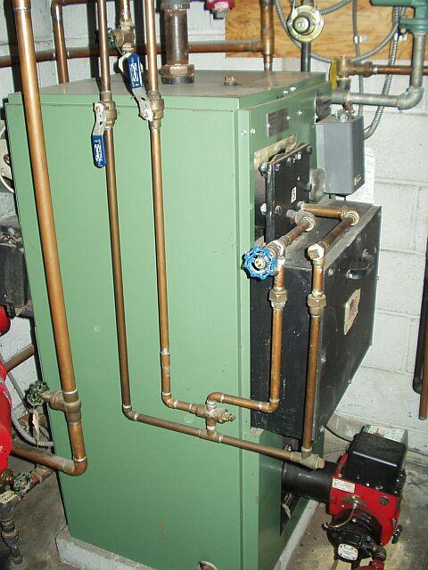 VWVortex.com - Radiant Floor Heating, Summer-Winter / Oil Boiler ...